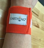 Earthing wristband with coil cord and EU adapter for wrist or ankle_11
