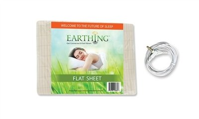 Aardingsbovenlaken, Earthing Flat Sheet