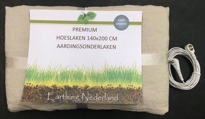 Premium slaapset voor 2 personen, 140 matras