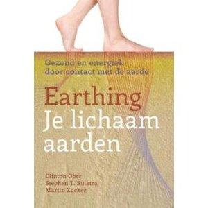 """Boek """"Earthing, Je lichaam aarden"""""""